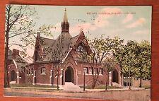 P354 Evansville Indiana IN Bethel Church Vintage PC