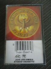 The Best Of Earth, Wind & Fire Volume 1 - Cassette