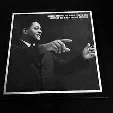 OLIVER NELSON - MOSAIC: ARGO, VERVE & IMPULSE BIG BAND STUDIO SESSIONS 6-CD BOX