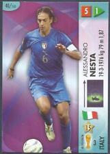 PANINI FIFA WORLD CUP-GOAAL 2006- #040-ITALY-ALESSANDRO NESTA