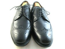 "Allen Edmonds ""MCGREGOR"" Oxfords 9 EEE Black  (1030)"