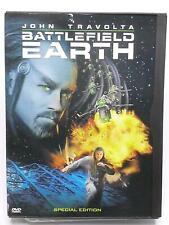 Battlefield Earth (Dvd, Special Edition, 2000) - G0906