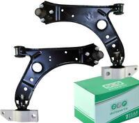 FOR SEAT ALTEA LEON TOLEDO FRONT LOWER SUSPENSION CONTROL WISHBONE ARMS (PAIR)