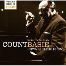 Basie Compte - Down pour l' compte NOUVEAU CD