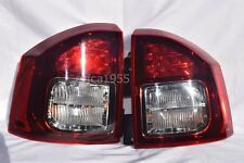 LED Rear Taillight Tail Light Lamps A Pair for 2014 2015 2016 2017 Compass