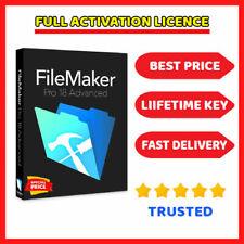 FileMaker Pro Advanced 18.0.3  🔑 Lifetime License key ⭐ Fast Dilevery