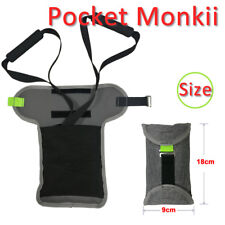 New Sport Pocket Monkii Suspension Sling Trainer Straps Resistance Body Exercise