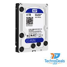 "Western Digital WD Blue HDD interno 4tb Interfaccia SATA III formato 3.5"" 5.400"