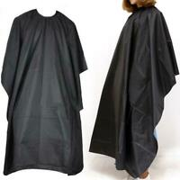 Pro Adult Waterproof Salon Hair Cut Hairdressing Barber Cloth Cape Large~ G X1F9