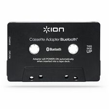 ION Audio Cassette Adapter BLUETOOTH Music Receiver For Cassette Decks