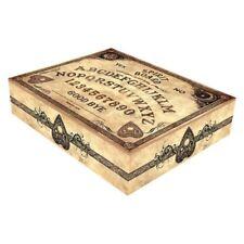 Spirit Board - Jewellery Box / Ouija Board / Nemesis Now / Trinket - Stash Box