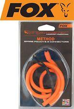 Fox Rangemaster Method pouch spare, Ersatzkörbchen+Ersatzgummis, Futterschleuder