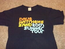 DAVE MATTHEWS BAND Summer Tour 2007 rare tour shirt Adult Small DMB
