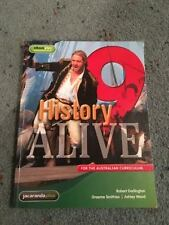 History Alive 9 for the Australian Curriculum and EBookPLUS By Robert Darlington