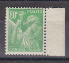 France année 1944 Type Iris N° 649** bdf réf 3777