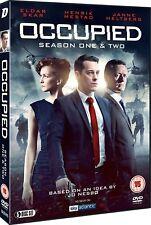 OCCUPIED 1-2 (2015+2017) aka Okkupert: Norwegian TV Season Series  - DVD NEW UK
