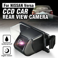 170° Reversing Rear View Camera For NISSAN Versa Cube 350Z 370Z GTR Infiniti G35
