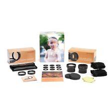 NEW - LENSBABY Macro, Telephoto, Wide Angle, & Creative Aperture Accessory Kit