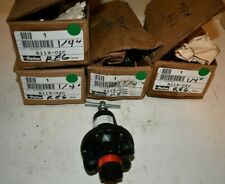 "Lot of 4 Parker Watts 1/4"" Regulator R119-02C"