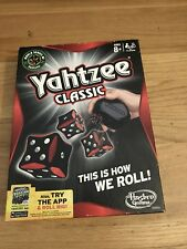 Yahtzee Classic Dice Game by Hasbro- Used Black