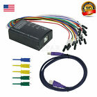16 Logic Analyzer USB 100M Max Rate 16CH Version 1.1.34 Support 1.2.10 US SELL#