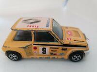 Burago Renault 5 Turbo 1:43