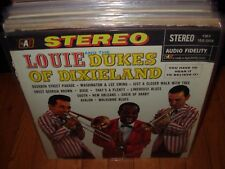 LOUIS ARMSTRONG louie and the dukes ( jazz )