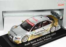 1:43 AUDI A4 DTM 2007 Phoenix Racing Audi Banco 17 ALEXANDRE Prémat - dealer-ed