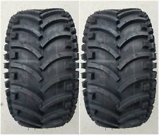 2 - (PAIR) 22x11.00-10 D930 ATV Stryker Tires DS7360 22x11-10 22/11-10 Free Ship