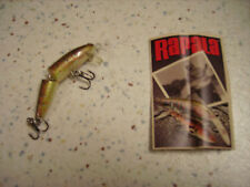 RAPALA JOINTED J-5 TR_ESCHE ARTIFICIALI- FLOATING 5cm/4g BROWN TROUT FARIO