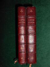 OCCITAN - RECUEIL DE POÈTES GASCONS, AMSTERDAM 1700 - GOUDELIN, LE SAGE, MICHEL