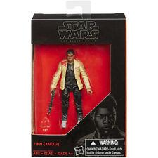 """Star Wars Walmart  EP7 Force Awakens Black Series 3.75""""  Finn Jakku"""