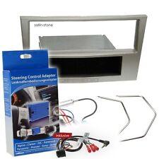 OPEL CORSA D 06-14 1-DIN radio de voiture Set d'installation satin-stone