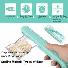 Portable Household Electric Mini Sealer Heat Sealing Machine Plastic Poly Bags