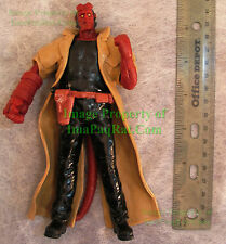 2008 Hellboy Stretch Armstrong Prototype Rubber Toy Rarest Hellboy Collectible?