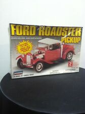 FACTORY SEALED PLASTIC CAR MODEL KIT: FORD ROADSTER PICKUP by Lindberg,USA