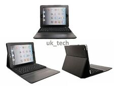 Smart Leather Case Cover with Bluetooth Wireless Keyboard for iPad 2 3 4 UK Gift