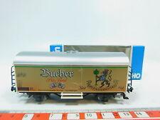 AW887-0,5# Märklin H0/AC Somo/Bierwagen/Kühlwagen Bucher Pils Juwel DB, s.g.+OVP