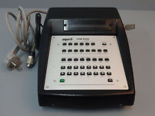 CPM1005  APRIL  CPM 1005 / CONSOLE DE PROGRAMMATION  USED