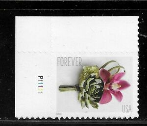 HICK GIRL- MNH. U.S. STAMP     2020  FOREVER  BOUQUET       B1166