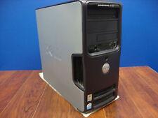 DELL DIMENSION 3100 JC474 TOWER PC  INTEL PENTIUM 4 3.06GHz 2GB 80GB FEDEX