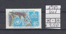 Ceylon 1972 Anniversario dell'Ecafe 441 MNH