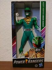 Mighty Morphin Power Rangers Green 24 Cm Hasbro Neu/ovp