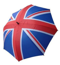 Union Jack Golf Umbrella - Automatic Opening - British Flag Colours