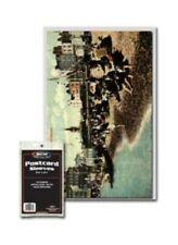 Case of 10000 BCW Soft Polypropylene Postcard Sleeves - 3 11/16 X 5 3/4 holders