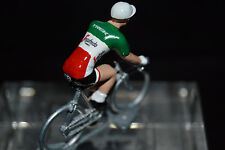 Champion d'Italie G.Nizzolo Petit cycliste Figurine - Cycling figure