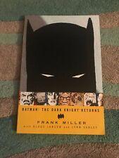Batman: The Dark Knight Returns graphic novel TPB - DC - Miller - 2002 - VGC!