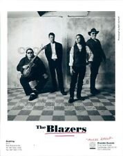 1997 East Los Angeles Roots Band The Blazers  Press Photo