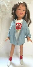 "Babysitters Club Doll 18"" Kristy & Clothes in Box by Kenner Posable Paper Book"