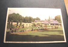 Old Postcards Mr. R.P. Butchart's Residence & Gardens Victoria, B.C. PJ6
